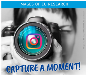 "TRANSMIT ON INSTAGRAM: ""IMAGES OF EU RESEARCH"" CAMPAIGN"