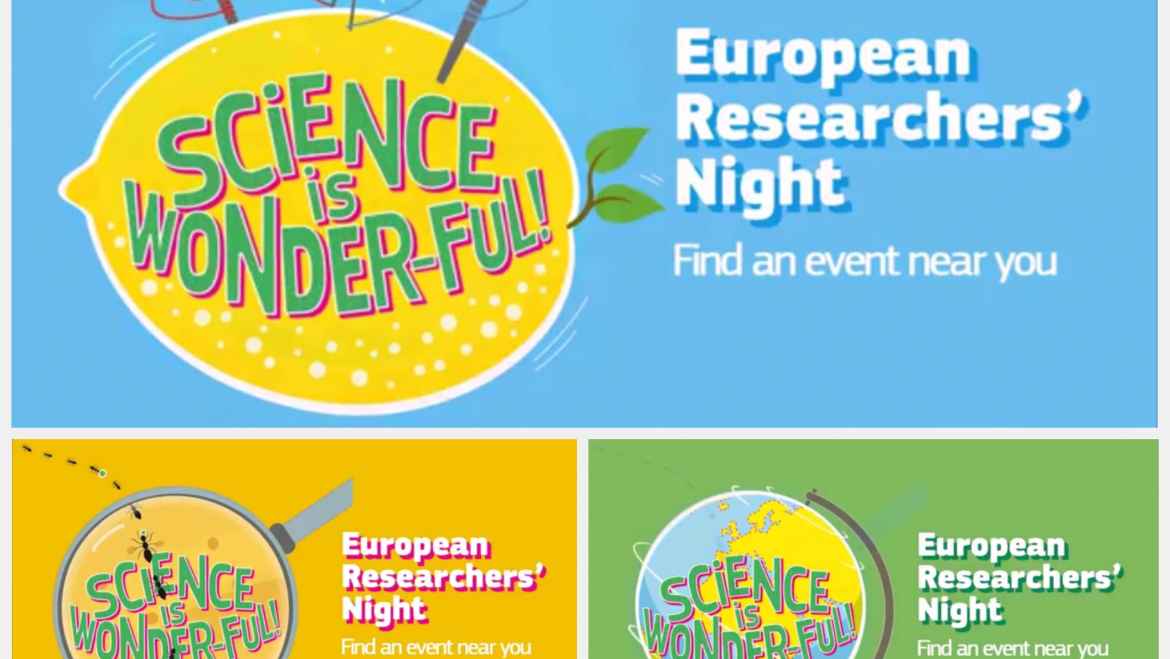 TRANSMIT AT THE EUROPEAN RESEARCHERS' NIGHT 2018